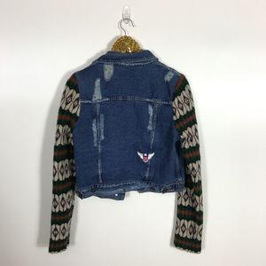 Free People Jackets & Coats - Free People 'Cypress' Denim Jacket